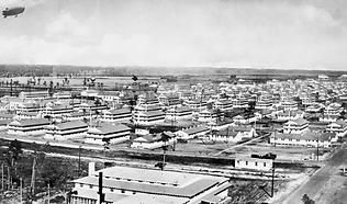 Camp Davis Industrial Park | WWII Era Photo of Camp Davis