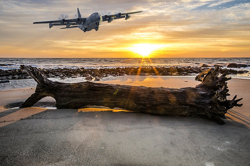 Hercules Sunrise - 11x14 Print - Free Shipping