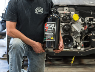 Got Nitrous? Give It A Shot!