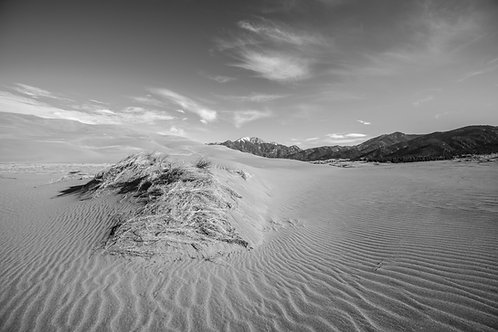 Great Sand Dunes #1 - 11x14 Print - Free Shipping