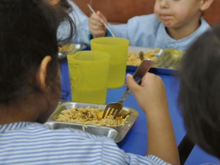 Aumentar el ritmo para acabar con la pobreza infantil