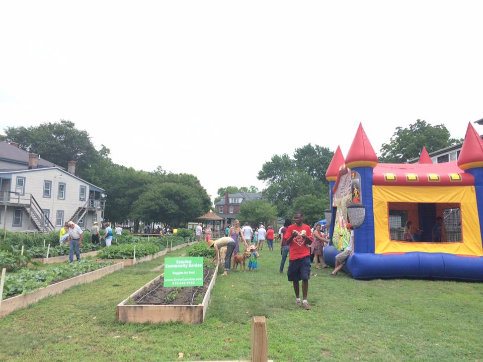 Big Bounce at Block Party