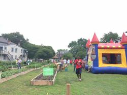 Big Bounce at Block Party