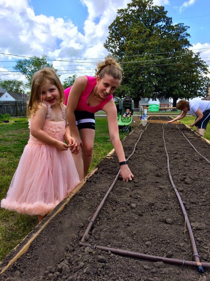 Garden princesses
