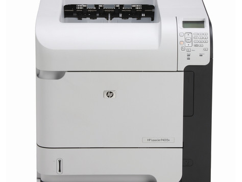 HP LaserJet P4014 P4015 P4515 Printer Series Maintenance Reset Procedures