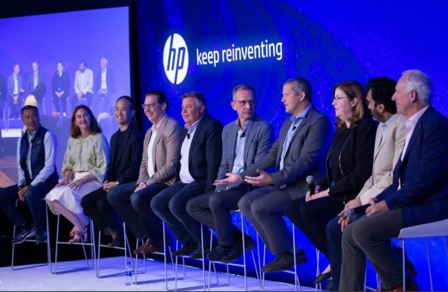 HP Inc's 2019 Securities Analyst Meeting (SAM) that took place at the company's headquarters in California on 3 October. HPQ