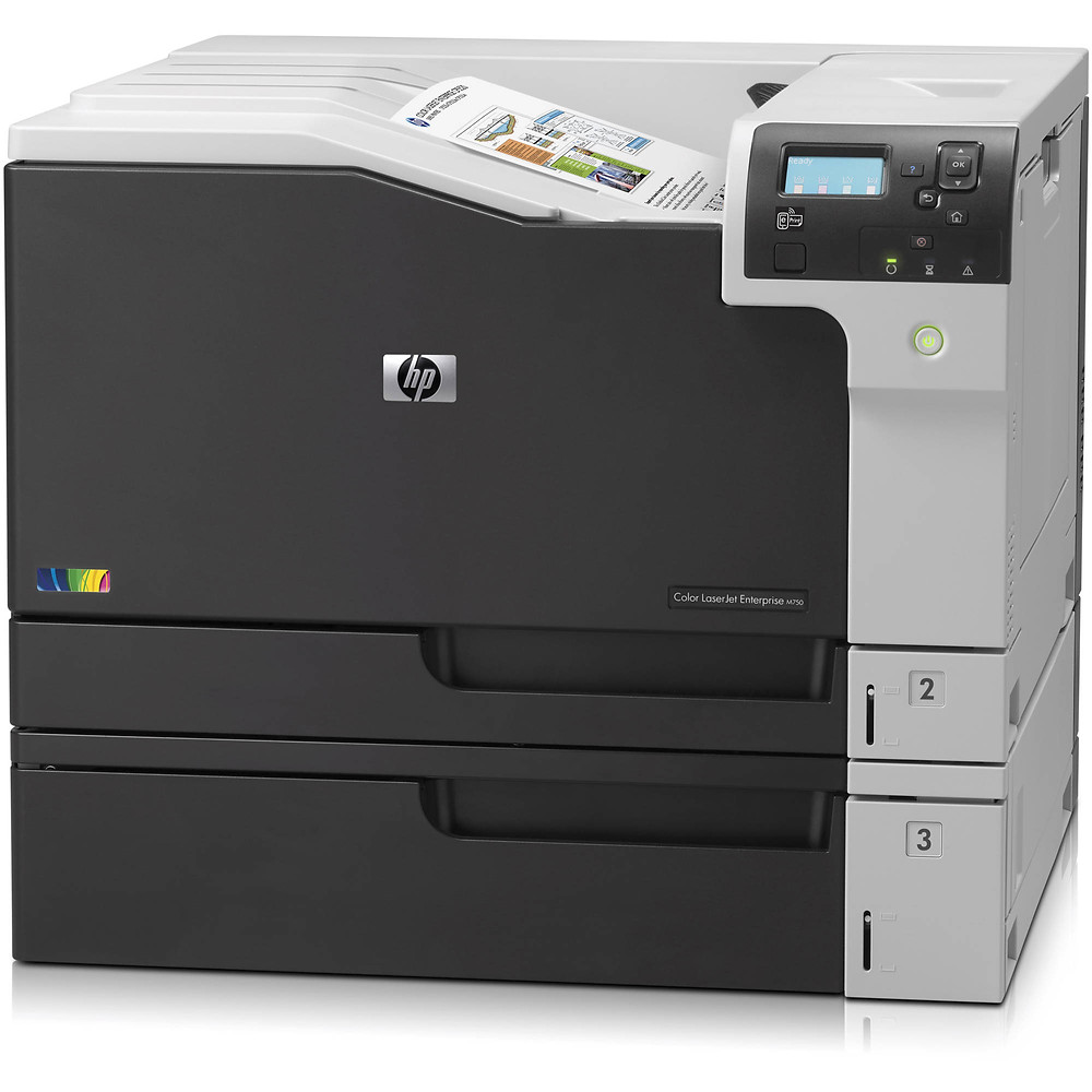 Top Replacement Parts List For HP M750n Laser Printer Model #D3L08A