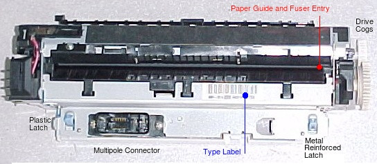 Ohming Out Laser Printer Fusers Troubleshooting 50 SERVICE 920-925 error codes
