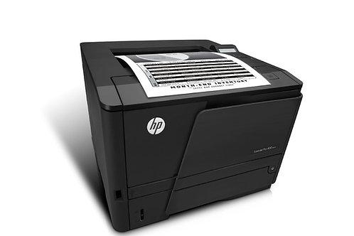 CZ195A M401N Printer