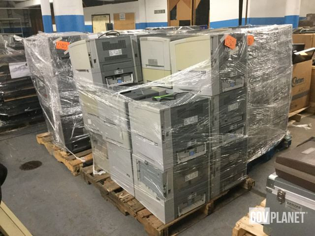 Free HP Laser Printer recycling NJ NY MD PA VA MA OH DC CT