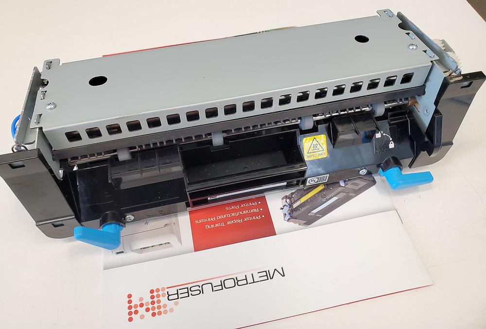 Lexmark MS821 MS823 MS825 MS826 M5255 M5270 B2865 MX721 MX722 MX725 MX822 MX826 XM5365 XM5370 XM7355 XM7370 Fuser Maintenance Kit Replacement Instructions