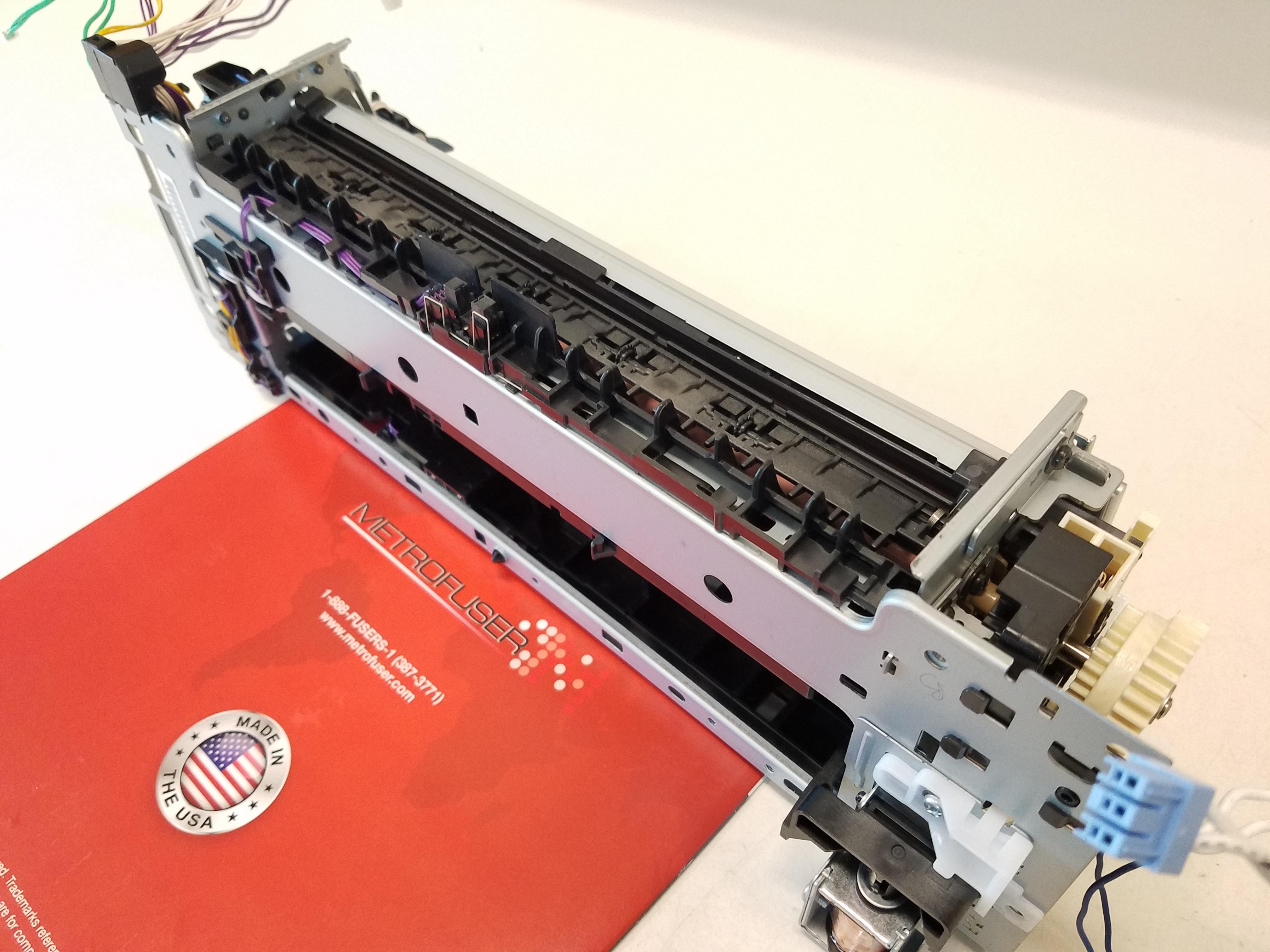 M377 M452 M477 Fuser Repair Duplex, 120V RM2-6418