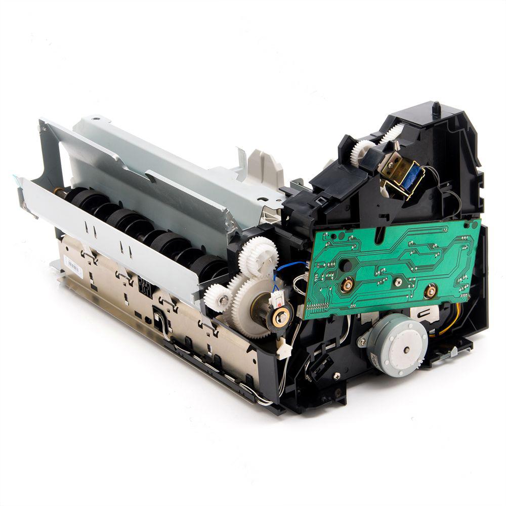 Decoding HP Laser Printer Manual Load Paper and Tray 1 Load