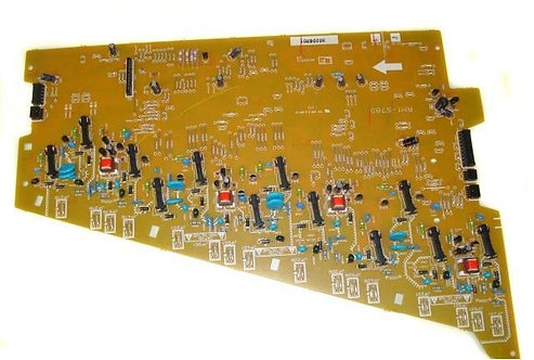 RM1-5779 CP4025 CP4525 CM4540 Lower High Voltage Power Supply HVPS PCB