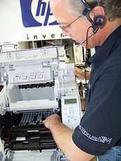 PRINTER REPAIR TECHNICAL SUPPORT TRAININ