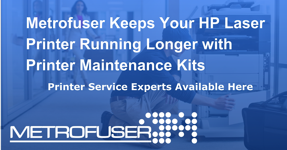Metrofuser Implements Instapak  Packaging Methods to Protect HP Printer Parts and Reduce Costs
