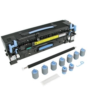 How To Replace The HP 9000 9040 9050 Fuser Maintenance Kit Instructions
