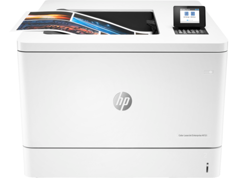 The Guide to High Replacement Parts and Supplies for The HP Color LaserJet Enterprise M751 series printers