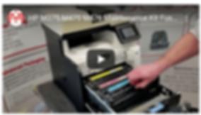 HP laserjet printer parts