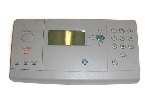 RG5-5703 9000 9040 9050 Control Panel