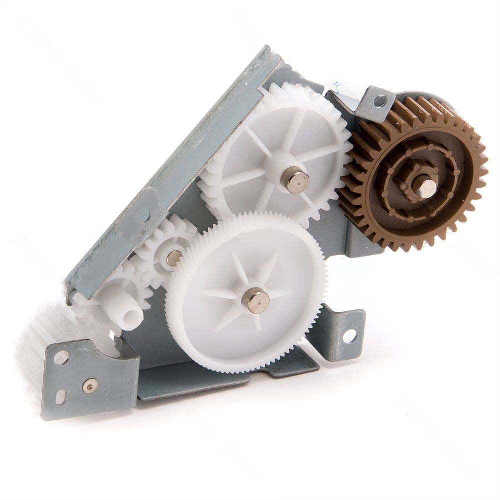 How to Install the Fuser Drive Assembly For The HP LaserJet P4014 P4015 P4515 Laser Printer RC2-2432