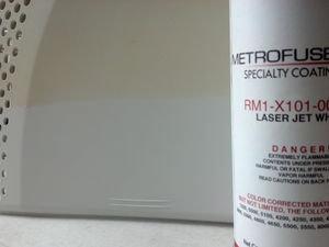 Coating - LaserJet  4345 Grey UPS GROUND ONLY Paint