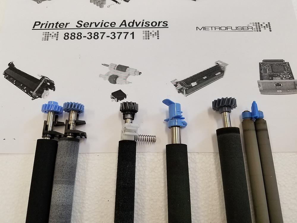 Popular Printer Transfer Rollers RM1-0699 RM1-5462 40X1886 RM1-1508 CC493-67908