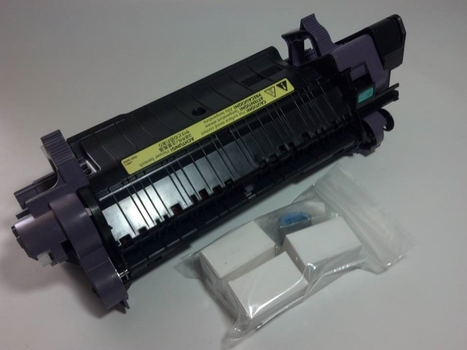 HP 4700 4730 Fuser Maintenance Kit Replacement Instructions RM1-3131, Q7502A