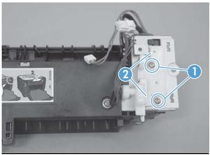 Solving The HP LaserJet M351-M451-M375-M475-M476 Paper Jams After Replacing-Installing Fuser