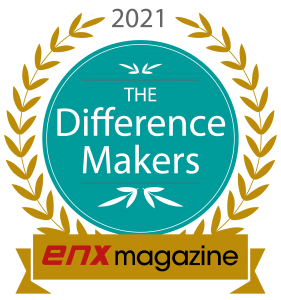 Metrofuser's Will DeMuth Recognized as 2021 Difference Makers by ENX Magazine