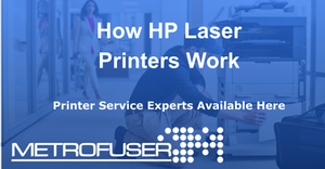 Overview of how HP Laser printer subsystems function and how the modules working together to solve problems