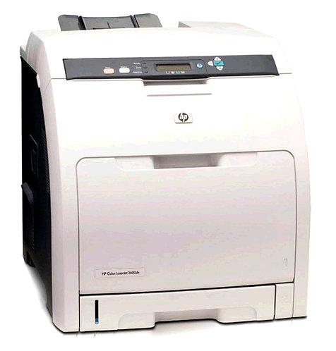 Q5983A HP Color LaserJet 3800dn Printer