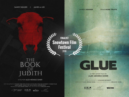 GLUE and The Book of Judith get bundled up for the Snowtown Film Festival