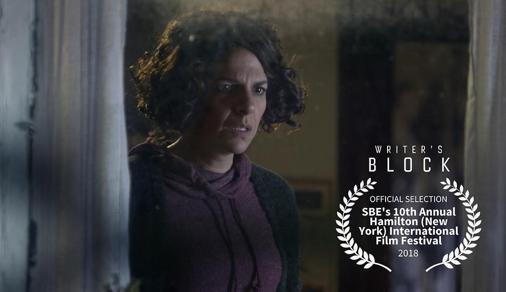 Writer's Block at Hamilton International Film Festival