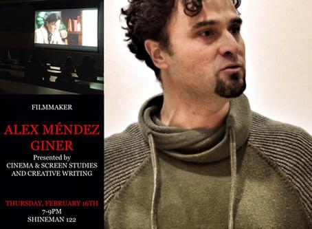 Guest Speaker at State University of New York in Oswego