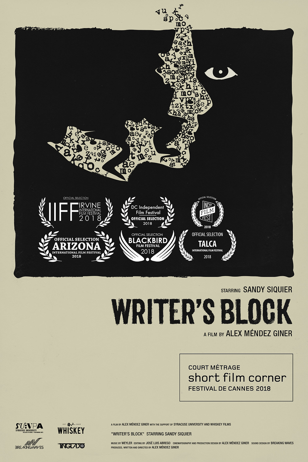 Writer's Block Alternative Poster