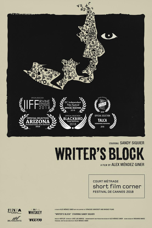Writer's Block Alternative Poster