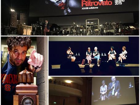 Lezioni di Cinema at Cinema Ritrovato 2019