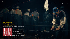 Displaced screening at the 75th UFVA Conference