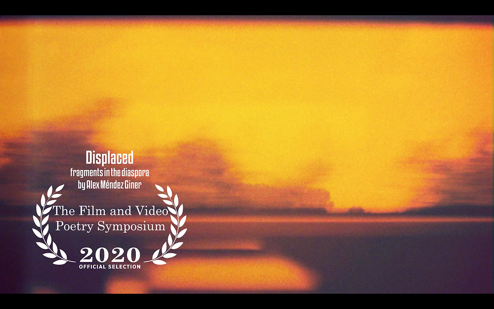 Displaced Official Selection at the 2020 Film and Video Poetry Symposium in Los Angeles