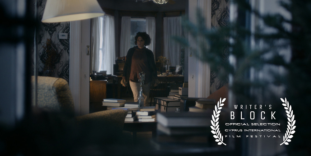 Writer's Block Official Selection at Cyprus International Film Festival
