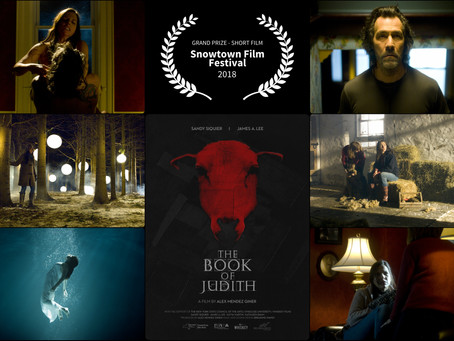 The Book of Judith wins the Grand Prize at the Snowtown Film Festival