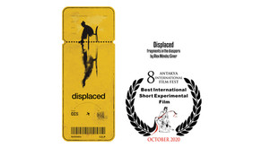 Displaced Wins Best International Experimental Short Film in Turkey