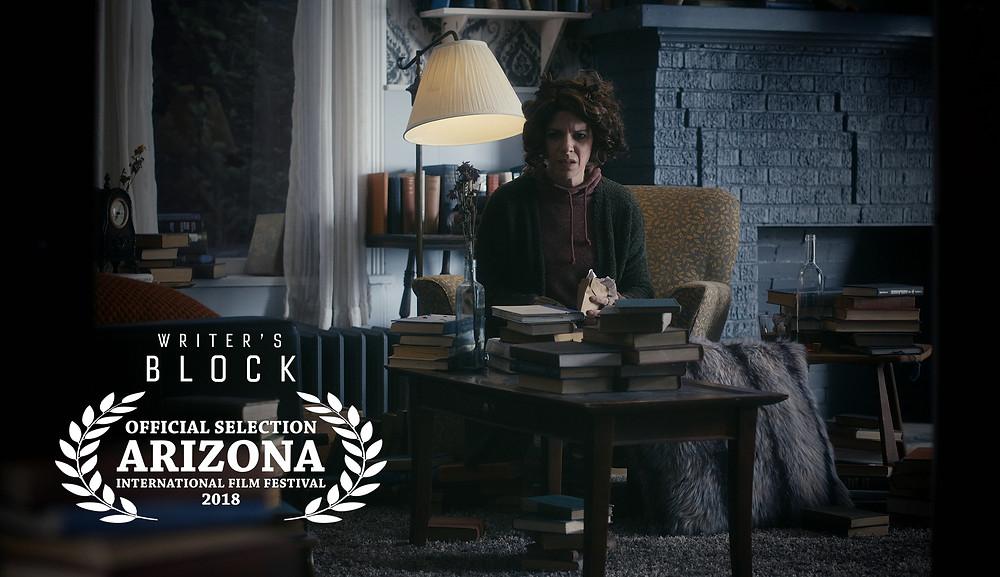 Writer's Block in Arizona