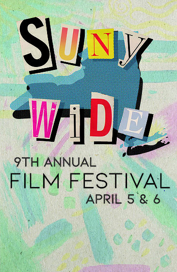 9th SUNYWide Film Festival Poster