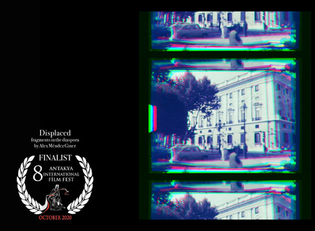 Displaced Finalist at Antakya Film Festival in Turkey