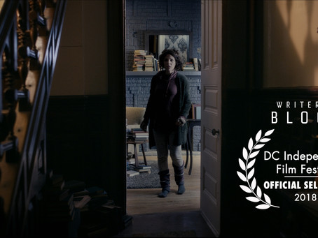 Writer's Block East Coast Premiere at D.C. Independent Film Festival