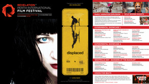 Displaced at 23rd Revelation Perth International Film Festival (Physical Event)