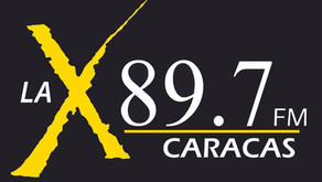 Radio Interview with Oscar Martínez,  89.7FM Caracas