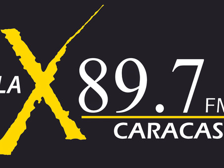Radio Interview with Oscar Martínez,  89.7FM Caracas